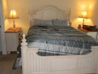 Set includes Head board, Foot board, Side rails, 2
