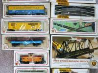 BACHMANN LIGHTED EMD GP40 DIESEL LOCOMOTIVE UNION