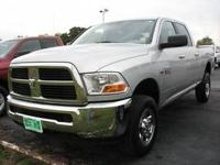 This 2011 Ram 2500 SLT Pickup 4D 6 1/3 ft is offered to