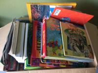 I have for sale 110 books for young kids and kids! This