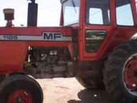 Massey Ferguson 1105 tractor good shape 6500.00 Obo
