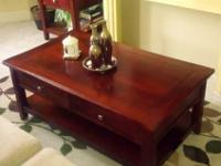 Purchased in July 2011 - Beautiful Coffee Table - Must