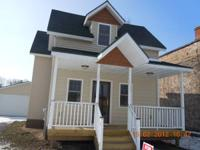 fully remodeled house in downtown Mazomanie,  three