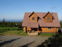 WINTER RENTAL  Rent this beautiful 1920 sq ft log home