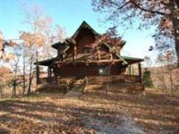 AMAZING LOG CABIN IN THE WOODS 2550 SqFt. 73 ACRES. LOG
