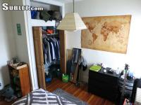 Sublet.com Listing ID 2543159. The room for rent is the