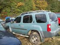 PARTING OUT A 2001 EXTERRA. ENGINE, TRANSMISSION, MANY