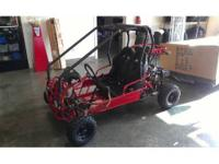 110cc 2-seat Go Kart (KD-110GKG-2) FINANCING AVAILABLE