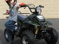 650.00 HOT BUY! 110cc ATV == ALL SIZES KIDS TO ADULTS