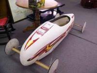Soap Box Car Price: $250.00 This car is built and is