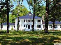 Dream about living in an 1800s Southern Plantation home