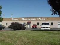 The renowned Small Business Park, a 3 building complex