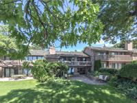 This Lake Geneva waterfront Townhome is located at the