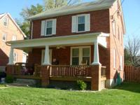 3 bedroom, 1bathroom, newly renovated, brick home for