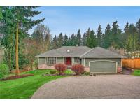 Pristine and charming NW design house plus a detached