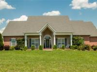 CUSTOM FULL BRICK W/APPROX 3,724 SQ FT *4.27 ACRES *ONE