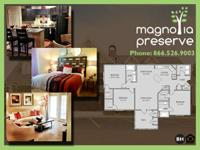 Magnolia Preserve will provide spacious yard design and