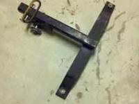 For Sale is a Class I receiver hitch, drawbar, hitch