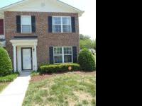 SPACIOUS 1600 SF End Unit Townhome w/3BR, 2.5BA *New