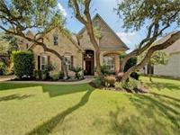 Rare, stunning Circle C home in the Gated Golf course