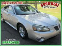 Made use of 2006 Pontiac Grand Prix EZ 2 FINANCE! Stk
