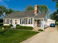 Lovely family home with newer vinyl windows, heat pump