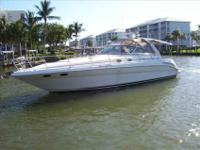 2001 Sea Ray 41 EXPRESS CRUISER Bring all offers. Owner