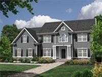 1 of 6 New Homes on a New Cul Distinctive Domain