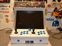 114 Games Systems in one Table Top Two Player Arcade,