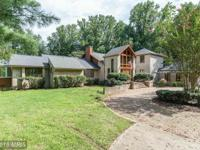 Beautiful Chalet on over 2 wooded acres with circular