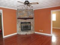 Completely updated we havea brick ranch style home for