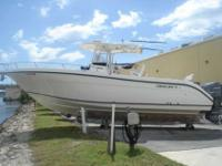 2007 Century 3200 CENTER CONSOLE **THIS IS A BROKERAGE