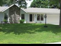 Well kept 3 bed 2 bath ranch , Kickappo School district
