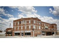 Historic Hotel in Meade, KS 115 N. Fowler Meade, KS