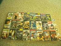 I have over 115 new and popular Nintendo DS games that