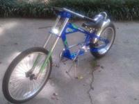 Schwinn no longer makes this bike, so they are rare and