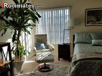 Apartment to share, quiet, well maintained building.