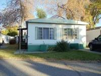 Desired west end (double wide) Casa Village park.. with