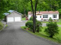 Home on 5+ Acres with Manicured Lawn and Great Curb