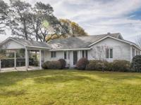 Waterfront home in downtown Southport-if having your