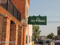 Historic La Pinata commercial building in downtown
