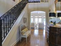 This exceptionally inviting, elegant Southern