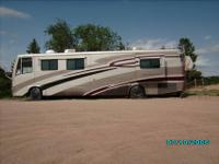 2001 Newmar Mountain Aire 40ft 2 slide outs,diesel