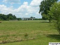 Just over 7 acres of land with lots of improvements.