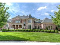 ARCHITECTURALLY CUSTOM DESIGNED ''WOW'' 1 1/2 Story