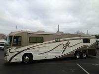 42' 2002 Country Coach, Affinity ,2 Slides, Excellent