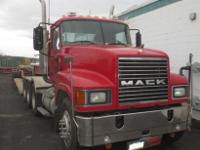 Used Mack Tri Axle Truck Tractor for sale | Includes