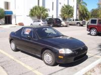 Right here a fantastic Honda Del Sol with 114,000