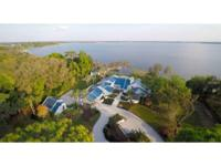 RARE OFFERING ~ ICONIC LAKEFRONT TROPHY ESTATE on 2.4