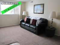 Fully furnished 2 bedroom 1 bath apartment in quiet